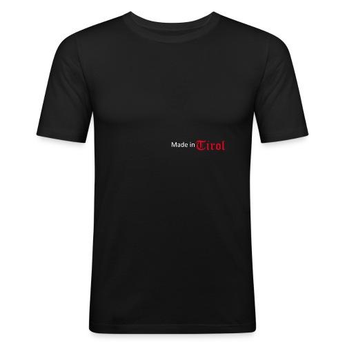 madeintirol - Männer Slim Fit T-Shirt