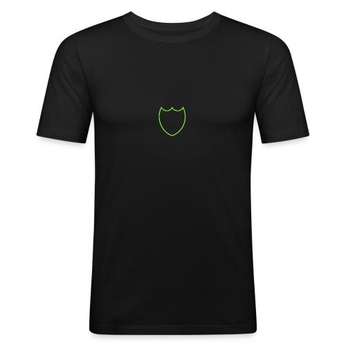 Dompe life green - Maglietta aderente da uomo