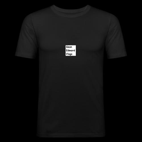 SeanEdwardVlogs VERSION 1 - Men's Slim Fit T-Shirt