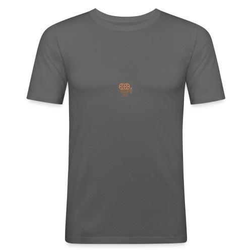 Mad Media Logo - Men's Slim Fit T-Shirt