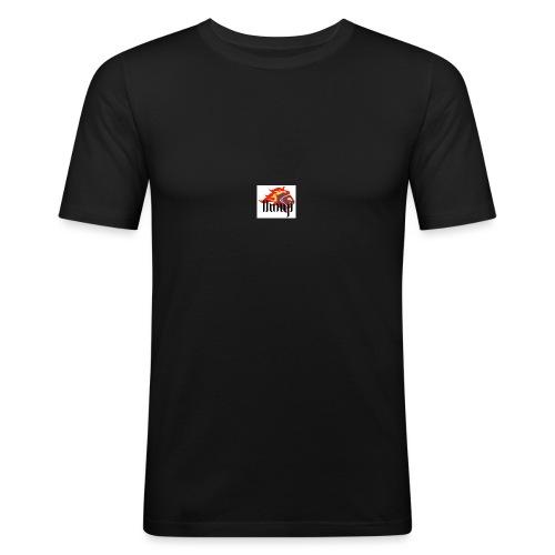 Dump vol.1 - Obcisła koszulka męska