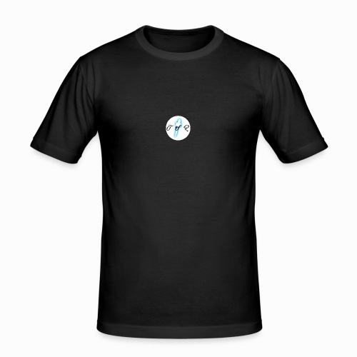 The Scots Review TSR Logo - Men's Slim Fit T-Shirt