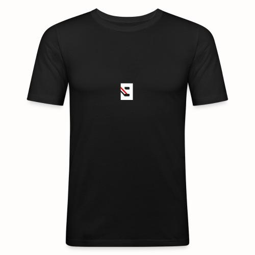 BACH - Mannen slim fit T-shirt
