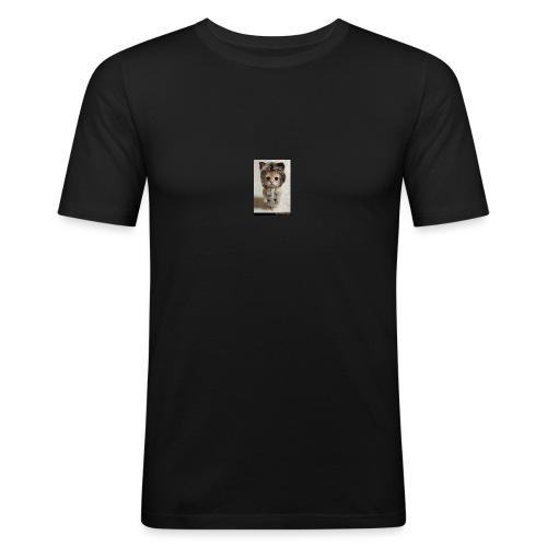 b2e17e3cea3dcdccd7feb4e00b9c411b - Men's Slim Fit T-Shirt