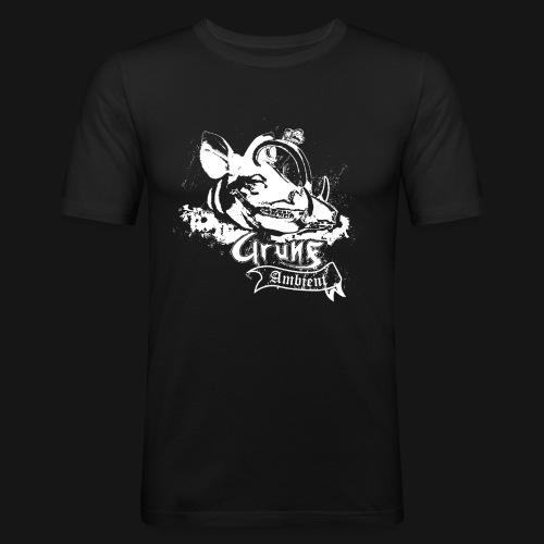 grunz - Männer Slim Fit T-Shirt