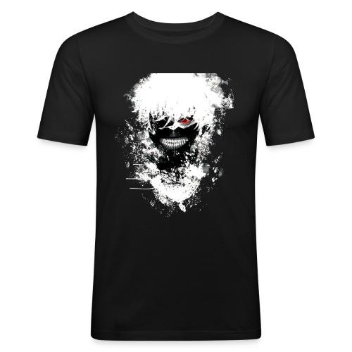 Tokyo Ghoul Kaneki - Men's Slim Fit T-Shirt