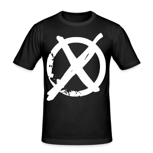 Tony Cole - Classic Straight Edge - Men's Slim Fit T-Shirt