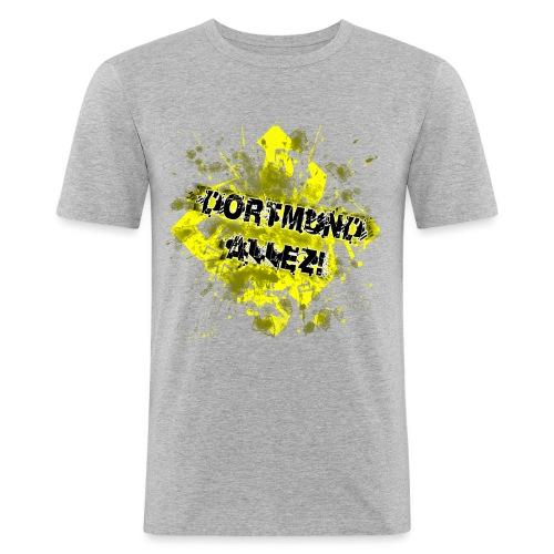Dortmund Allez - Männer Slim Fit T-Shirt