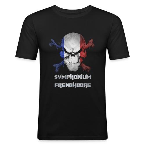 symphonium Frenchcore - T-shirt près du corps Homme