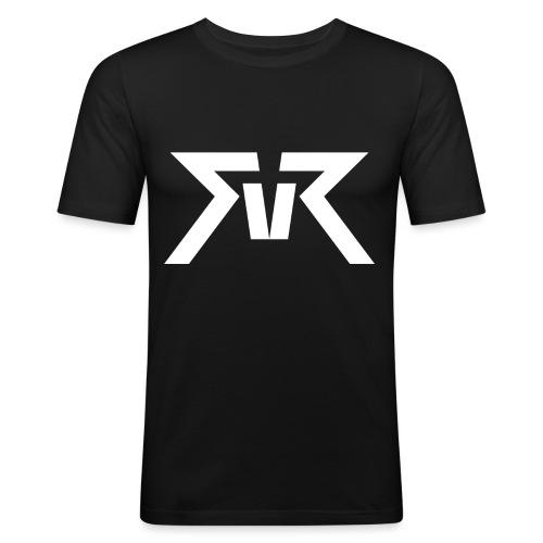 TSOR BEATS BLANC - T-shirt près du corps Homme