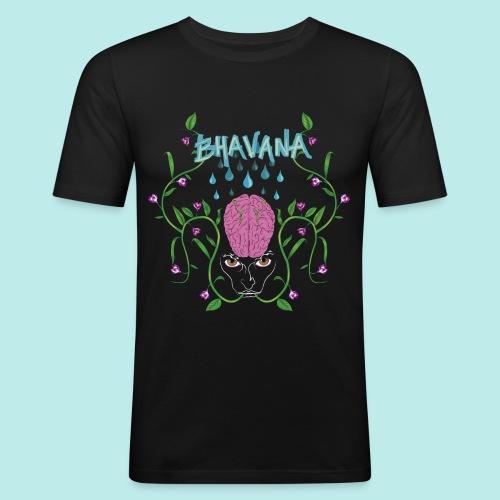 BHAVANA, el cultivo de la mente - Camiseta ajustada hombre