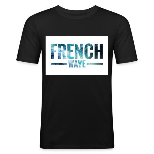 FRENCH WAVE LOGO - T-shirt près du corps Homme