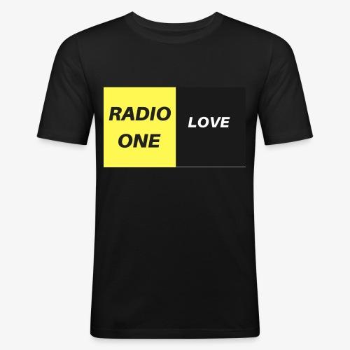 RADIO ONE LOVE - T-shirt près du corps Homme