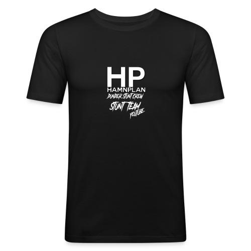hp hamnplan hoodie - Slim Fit T-shirt herr
