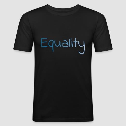 equality - Slim Fit T-shirt herr