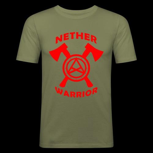 Nether Warrior T-shirt - Maglietta aderente da uomo