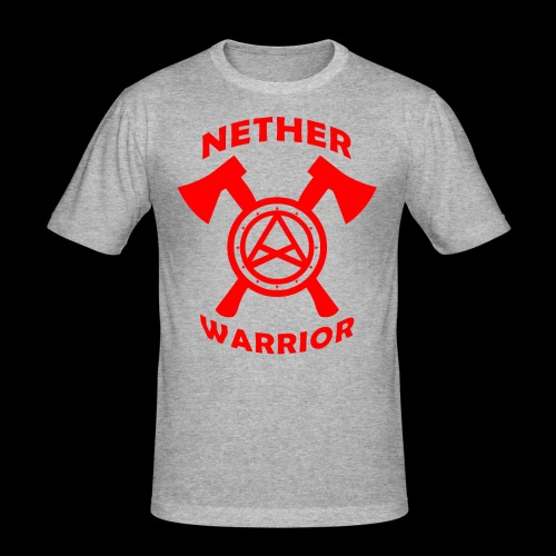 Nether Warrior T-shirt - Maglietta aderente da uomo