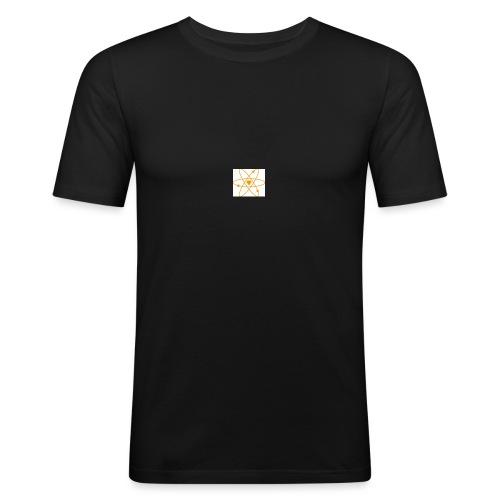 espace - T-shirt près du corps Homme