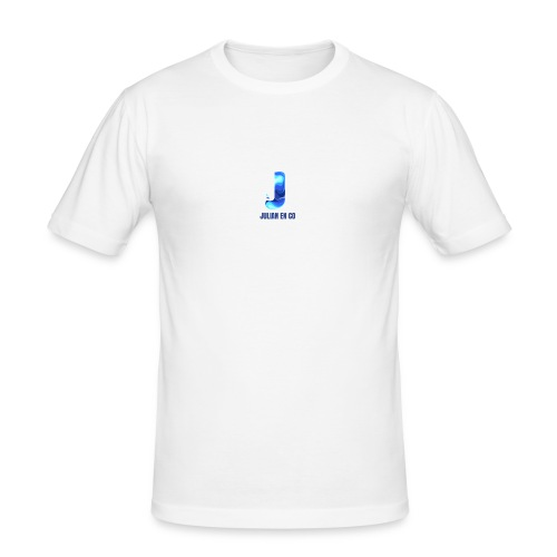 JULIAN EN CO MERCH - Mannen slim fit T-shirt