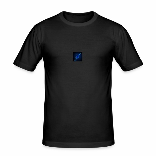 LIGHTNING - Slim Fit T-shirt herr