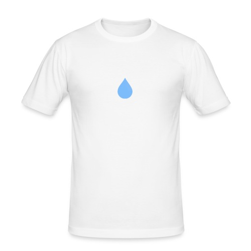 Water halo shirts - Men's Slim Fit T-Shirt
