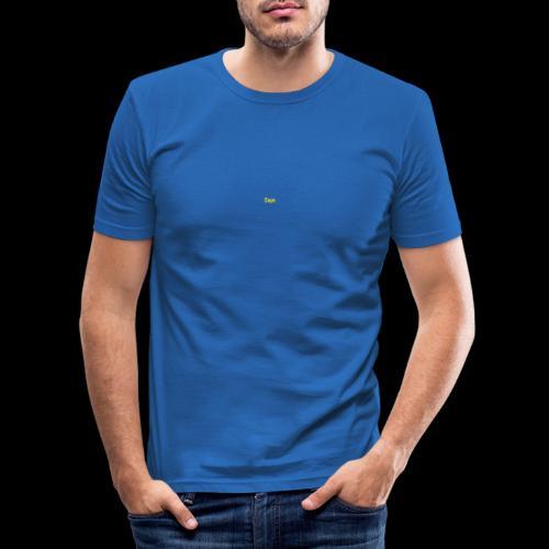 swai schriftzug - Männer Slim Fit T-Shirt