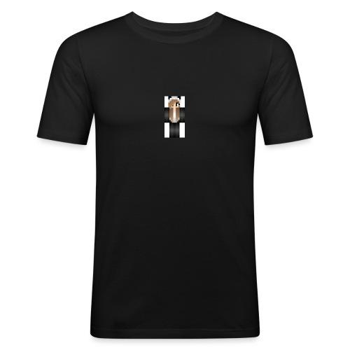 Zozpq Pin - Slim Fit T-skjorte for menn