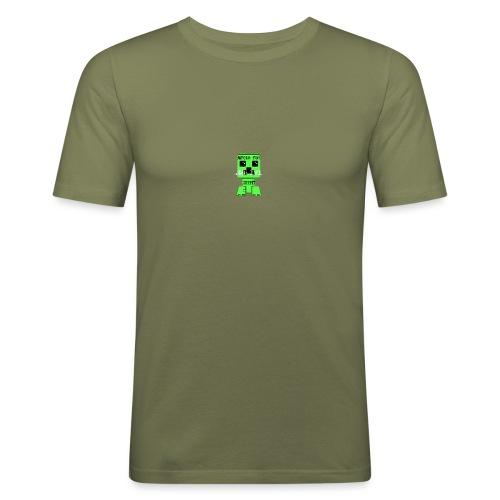 tee-Shirt creeper - T-shirt près du corps Homme