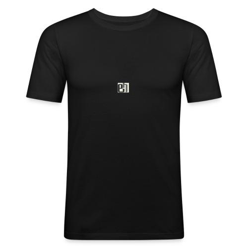 ERIKHD - Slim Fit T-skjorte for menn