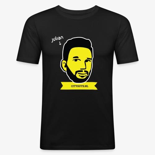 CITYGUYS SHIRT JULIAN - slim fit T-shirt