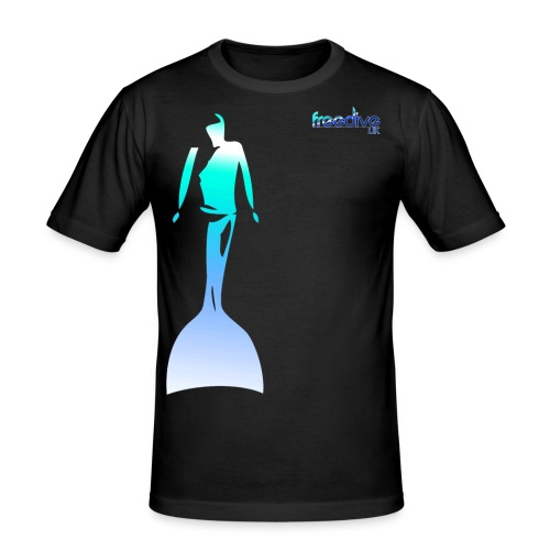 monofinnertee - Men's Slim Fit T-Shirt