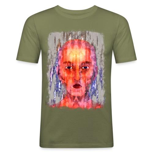 Mystic - Mannen slim fit T-shirt