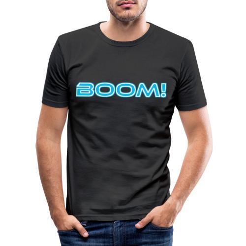 Boom! - Men's Slim Fit T-Shirt