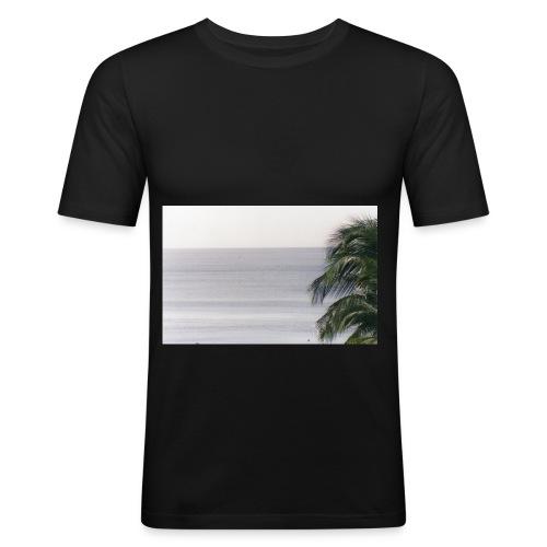 SAINT PIERRE97250062 jpg - T-shirt près du corps Homme