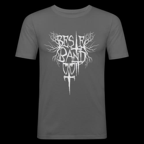 Beste Band Ooit / Best Band Ever - Mannen slim fit T-shirt