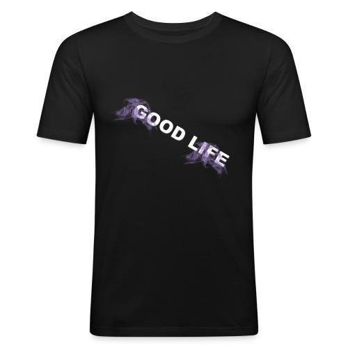 GOOD LIFE - Men's Slim Fit T-Shirt