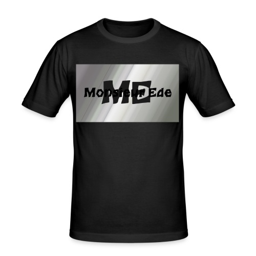Monsieur Ede shirts - Miesten tyköistuva t-paita