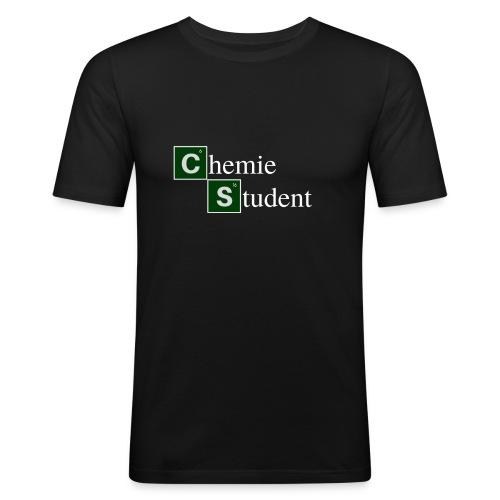 Chemie Student - Männer Slim Fit T-Shirt