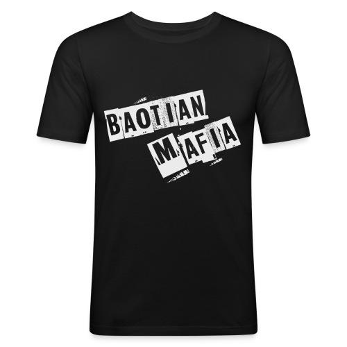 Baotian Mafia - Miesten tyköistuva t-paita