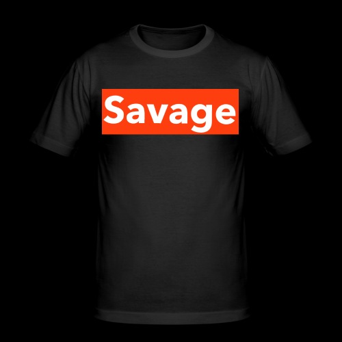savage - Men's Slim Fit T-Shirt