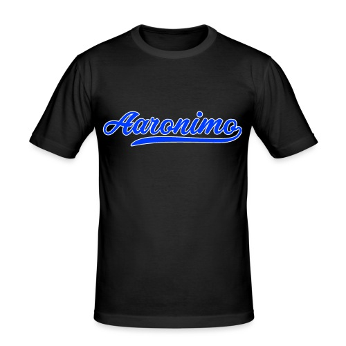 Aaronimo - Mannen slim fit T-shirt