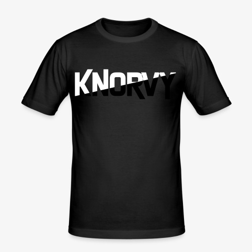 KNORVY - slim fit T-shirt