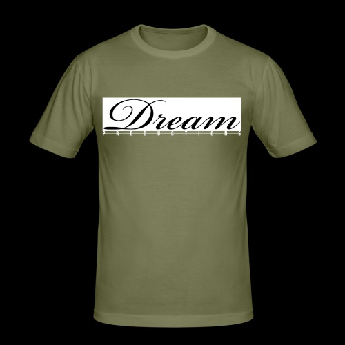 Dream Productions NR1 - Männer Slim Fit T-Shirt