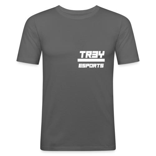 TR3Y ESPORTS - Mannen slim fit T-shirt