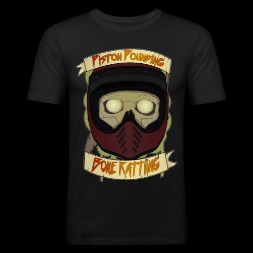 Bone Rattling - Men's Slim Fit T-Shirt