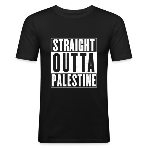 Palestine - Men's Slim Fit T-Shirt