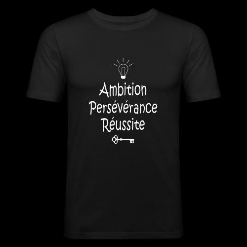 La clef de la réussite - T-shirt près du corps Homme