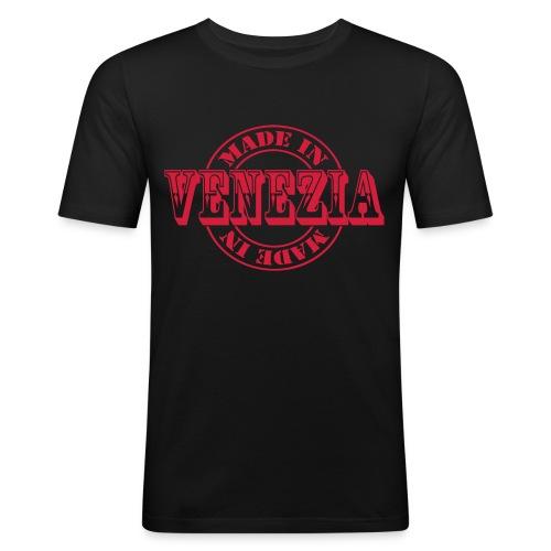 made in venezia m1k2 - Maglietta aderente da uomo