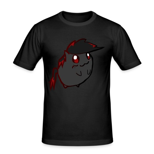 Umbra Pony Chubby - Men's Slim Fit T-Shirt