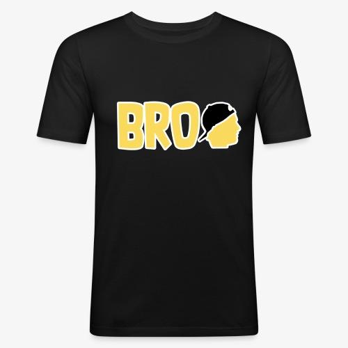 BRO - Herre Slim Fit T-Shirt